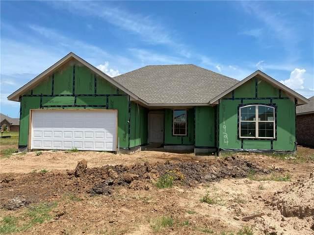 1924 Timber Dale Drive, Shawnee, OK 74804 (MLS #917989) :: Homestead & Co