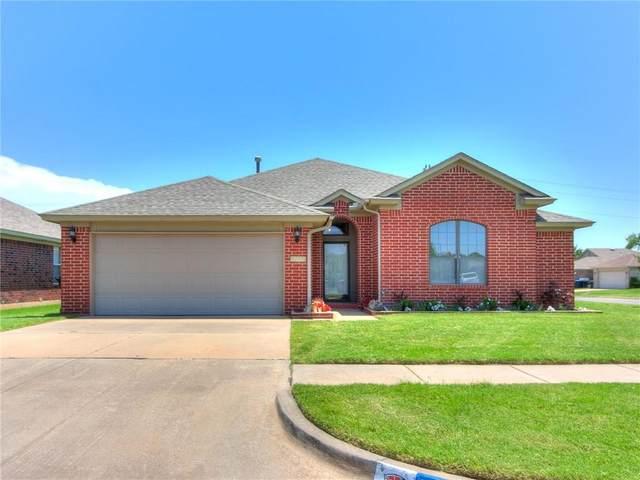 16300 Everglade Lane, Edmond, OK 73013 (MLS #918019) :: Homestead & Co