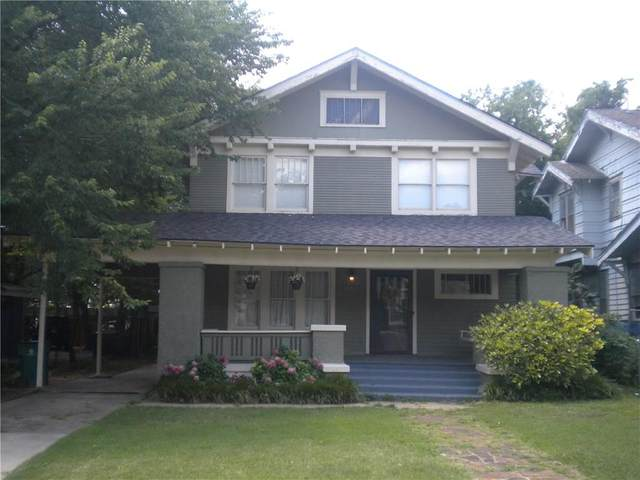 1416 NW 34th Street, Oklahoma City, OK 73118 (MLS #918030) :: Homestead & Co