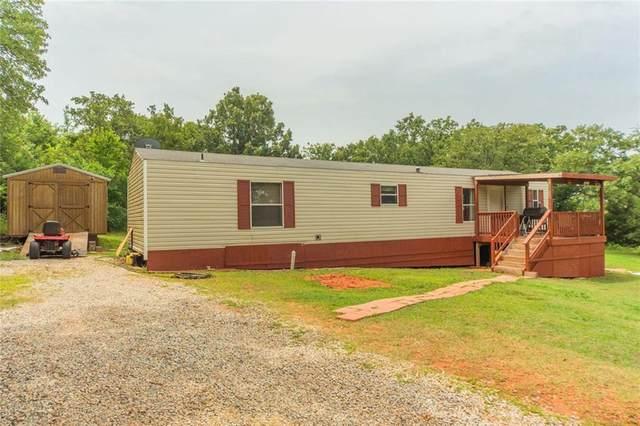 330743 E Wildwood Drive, Wellston, OK 74881 (MLS #918034) :: Homestead & Co