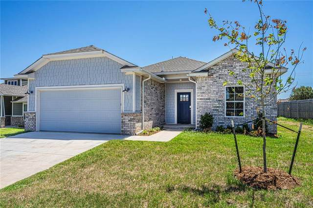 1929 Sara Vista Drive, Yukon, OK 73099 (MLS #918061) :: Homestead & Co