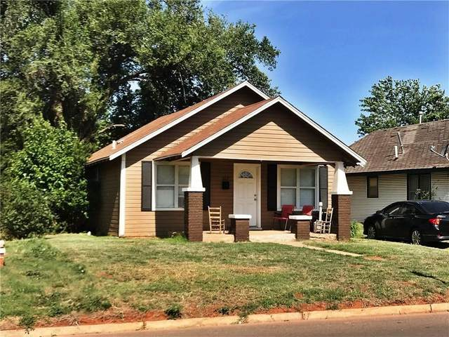 217 S Randall Avenue, Elk City, OK 73644 (MLS #918085) :: The UB Home Team at Whittington Realty