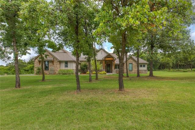 10413 SE 39th Circle, Oklahoma City, OK 73150 (MLS #918095) :: Erhardt Group at Keller Williams Mulinix OKC