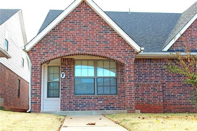 2634 Featherstone Road F, Oklahoma City, OK 73120 (MLS #918096) :: ClearPoint Realty
