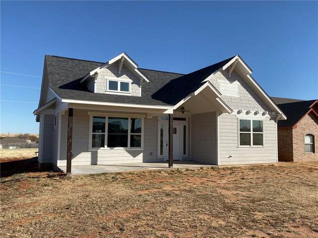106 Chuck Wagon Way, Elk City, OK 73644 (MLS #918105) :: Homestead & Co