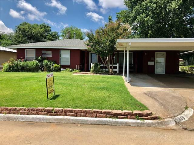 1913 Flannery Drive, Midwest City, OK 73110 (MLS #918117) :: Erhardt Group at Keller Williams Mulinix OKC