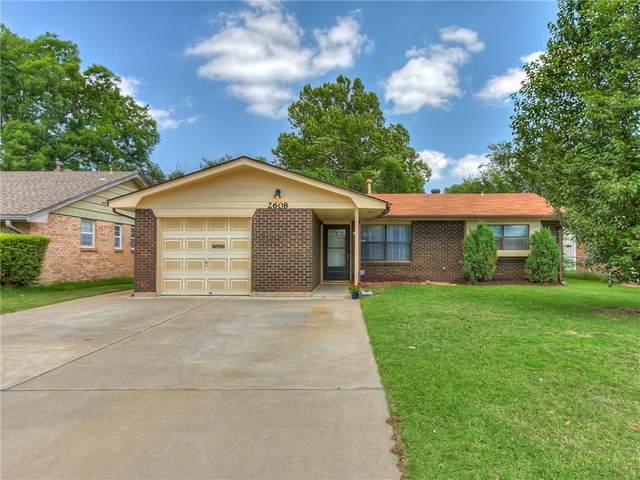 2608 N Donald Avenue, Oklahoma City, OK 73127 (MLS #918129) :: Homestead & Co