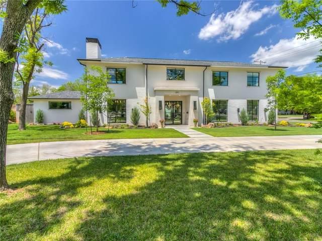 2601 Dorchester Drive, Oklahoma City, OK 73120 (MLS #918146) :: Homestead & Co