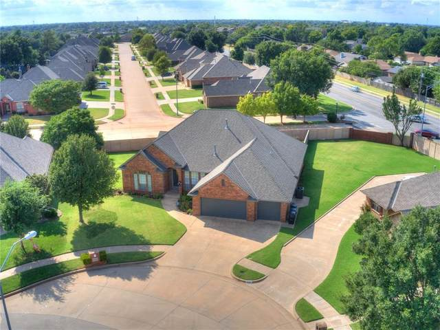 10725 N State Avenue, Oklahoma City, OK 73162 (MLS #918195) :: Keri Gray Homes