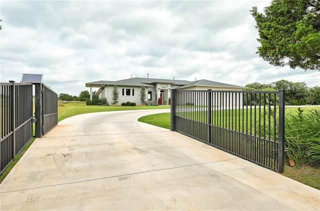 13455 NE 192nd Street, Arcadia, OK 73007 (MLS #918210) :: Homestead & Co