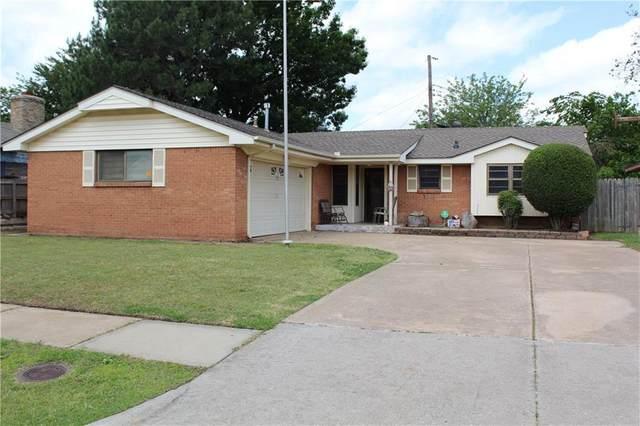 2217 Laneway Drive, Oklahoma City, OK 73159 (MLS #918223) :: Keri Gray Homes