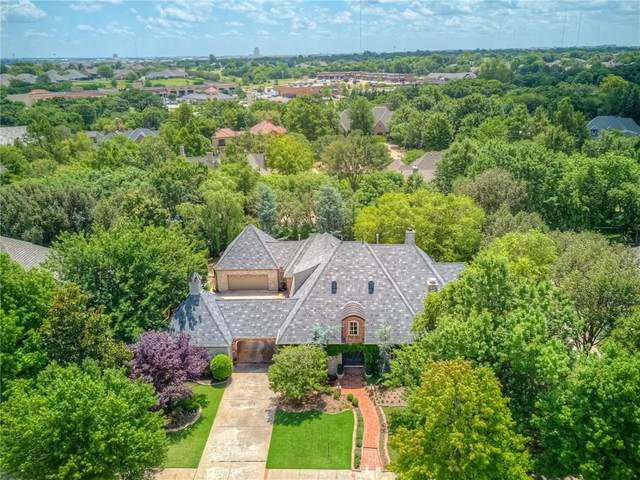 15308 Burning Spring Road, Edmond, OK 73013 (MLS #918224) :: Homestead & Co