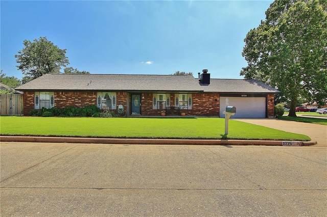 1026 W Ridgecrest Way, Mustang, OK 73064 (MLS #918225) :: Homestead & Co