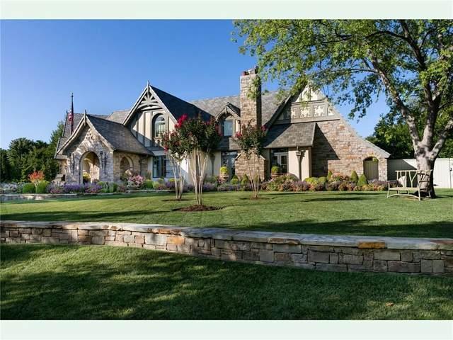 6640 Avondale Drive, Nichols Hills, OK 73116 (MLS #918243) :: Homestead & Co