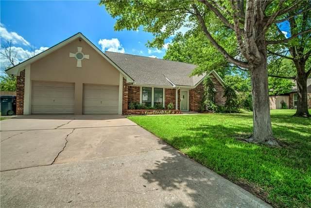 12405 Arrowhead Terrace, Oklahoma City, OK 73120 (MLS #918251) :: Erhardt Group at Keller Williams Mulinix OKC