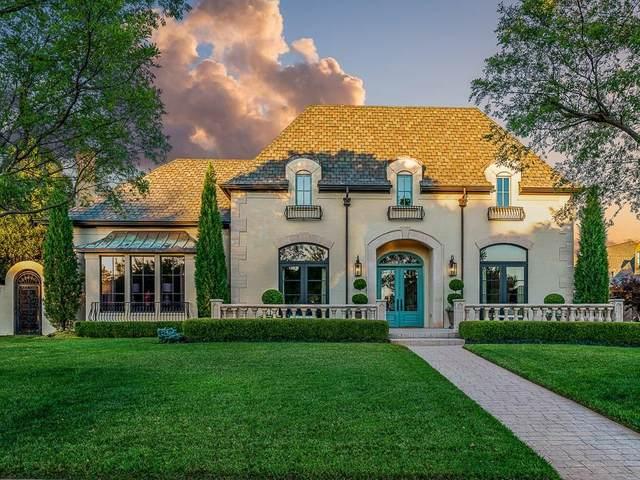 16244 Morningside Drive, Edmond, OK 73013 (MLS #918252) :: Keri Gray Homes