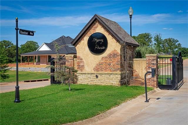 910 Drake Drive, Choctaw, OK 73020 (MLS #918254) :: Homestead & Co