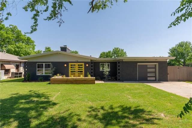 1736 NW 63rd Street, Oklahoma City, OK 73116 (MLS #918262) :: Homestead & Co