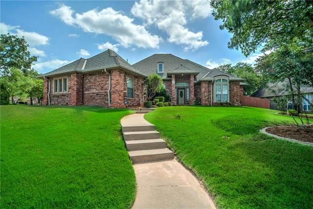 404 Hamptonridge Road, Edmond, OK 73034 (MLS #918291) :: Homestead & Co