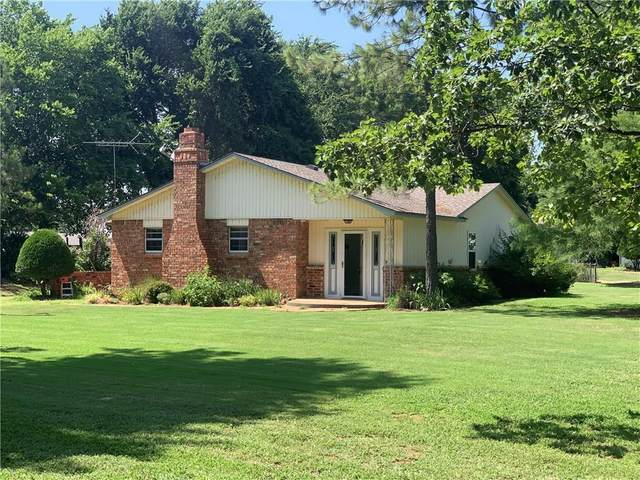 22014 County Road 1380, Anadarko, OK 73005 (MLS #918292) :: Homestead & Co