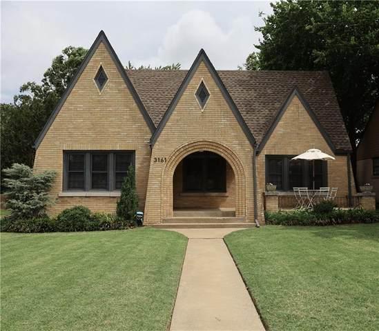 3161 NW 24th Street, Oklahoma City, OK 73107 (MLS #918299) :: Homestead & Co