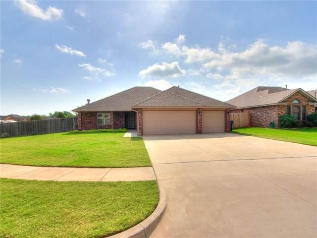 712 N Elk Way, Mustang, OK 73064 (MLS #918310) :: Keri Gray Homes