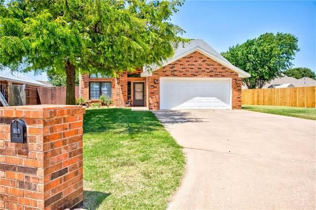 905 N Towne Circle, Altus, OK 73521 (MLS #918331) :: Homestead & Co