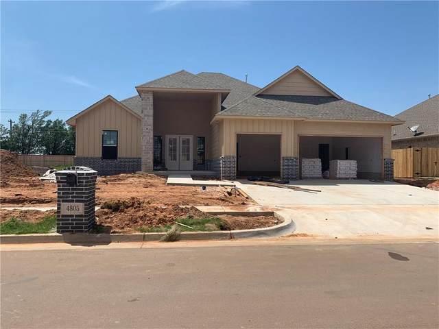 4805 Hambletonian Lane, Mustang, OK 73064 (MLS #918353) :: Keri Gray Homes
