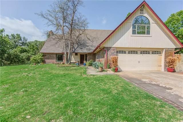 4310 SE 37th Street, Norman, OK 73072 (MLS #918372) :: Keri Gray Homes