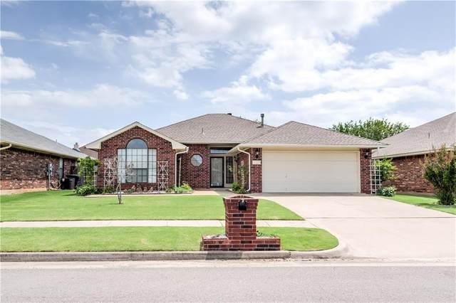 724 SW 153rd Street, Oklahoma City, OK 73170 (MLS #918385) :: Homestead & Co