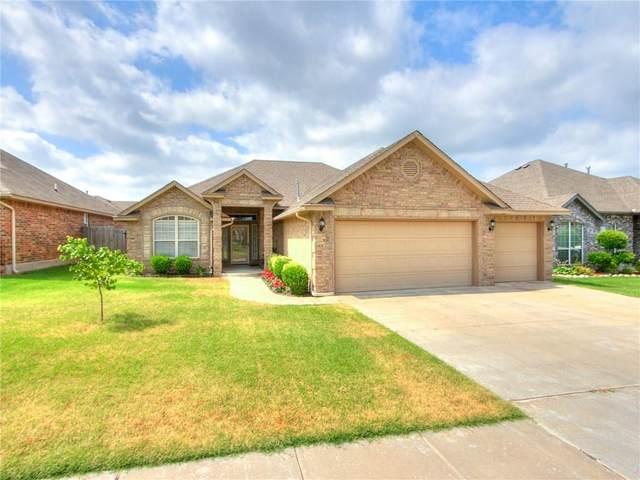 708 SW 157 Street, Oklahoma City, OK 73170 (MLS #918390) :: Keri Gray Homes