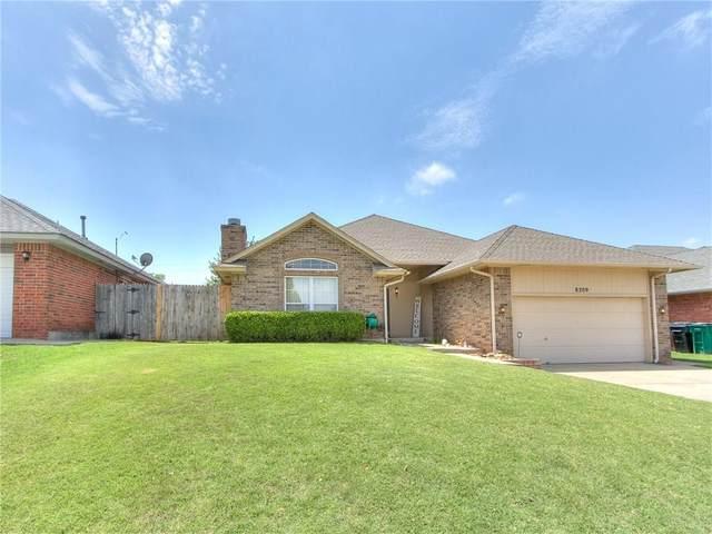 8209 N Wood Duck Drive, Oklahoma City, OK 73132 (MLS #918400) :: Homestead & Co