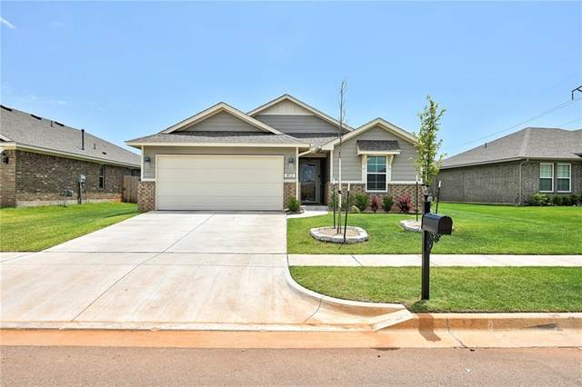 812 Blue Fish Road, Norman, OK 73069 (MLS #918402) :: Homestead & Co