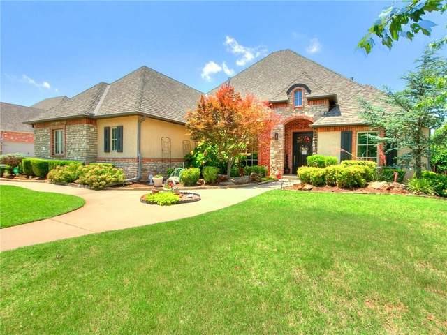 3705 Creek Bend Road, Edmond, OK 73003 (MLS #918405) :: Homestead & Co