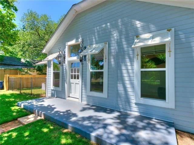 417 S 1st Street, Guthrie, OK 73044 (MLS #918410) :: Homestead & Co
