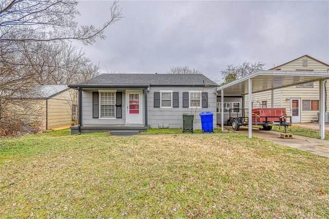 416 Kansas Street, Norman, OK 73069 (MLS #918413) :: Homestead & Co
