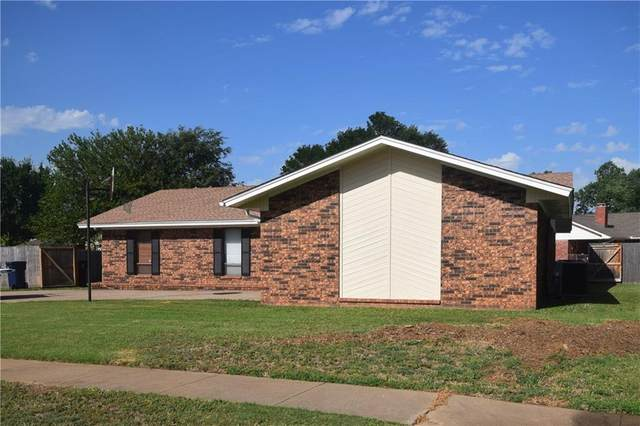 14105 Valley Forge Lane, Edmond, OK 73013 (MLS #918423) :: Homestead & Co