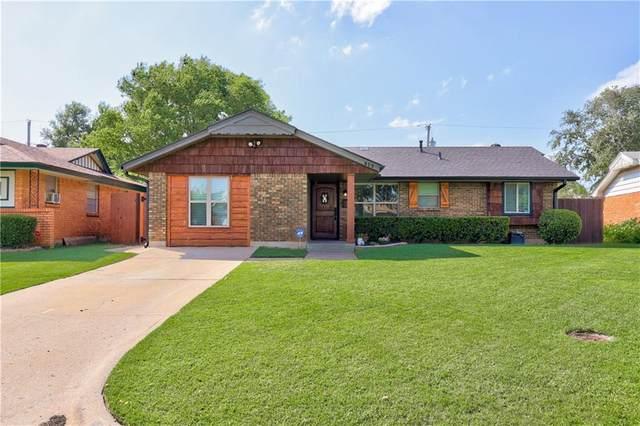 613 SW 3rd Street, Moore, OK 73160 (MLS #918426) :: Keri Gray Homes
