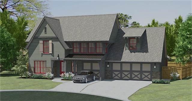 7309 Waters Edge Court, Edmond, OK 73034 (MLS #918429) :: Homestead & Co