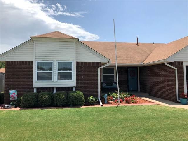 8529 Daman Place, Oklahoma City, OK 73159 (MLS #918430) :: Keri Gray Homes
