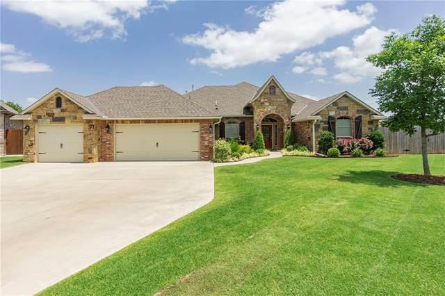 4704 SW 128 Street, Oklahoma City, OK 73173 (MLS #918433) :: Keri Gray Homes