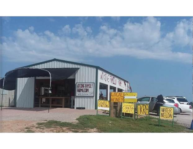 12055 Us Hwy 177, Byars, OK 74831 (MLS #918435) :: Homestead & Co