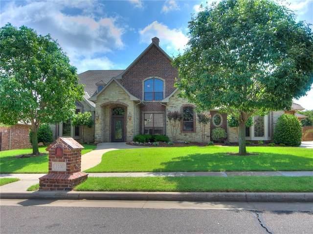 3100 Balmoral Drive, Edmond, OK 73034 (MLS #918444) :: Homestead & Co