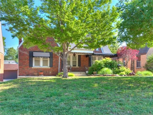 2721 NW 24 Street, Oklahoma City, OK 73107 (MLS #918453) :: Homestead & Co