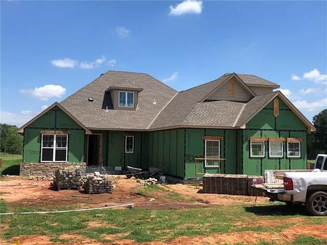 7000 Oakmonte Circle, Edmond, OK 73034 (MLS #918455) :: Homestead & Co