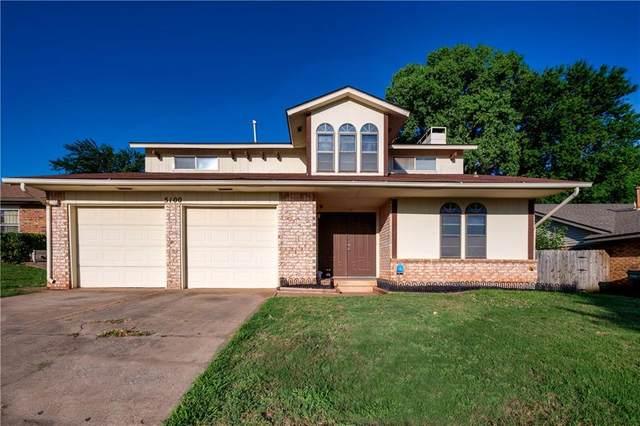 5100 Keith Drive, Oklahoma City, OK 73135 (MLS #918457) :: Homestead & Co