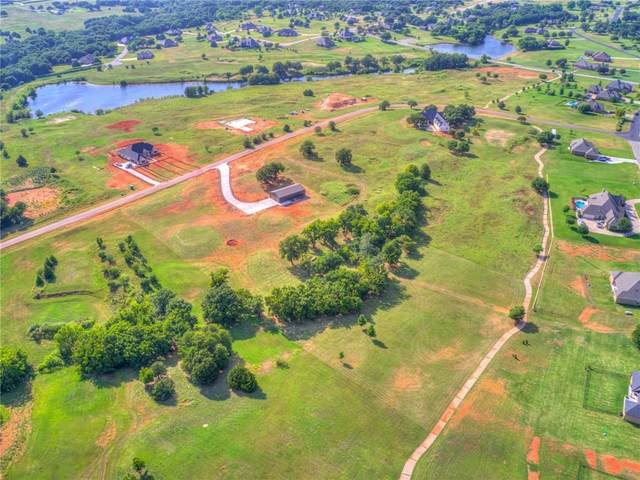 Improved Land W/ Shop On Four Lakes Drive, Blanchard, OK 73010 (MLS #918468) :: Your H.O.M.E. Team
