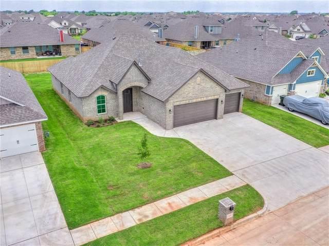 1600 Reid Pryor Road, Norman, OK 73072 (MLS #918469) :: Keri Gray Homes