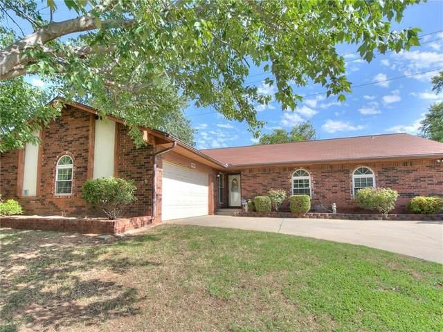 2201 NW 46 Street, Oklahoma City, OK 73112 (MLS #918472) :: Homestead & Co