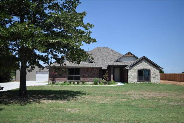 2258 County Road 1312, Blanchard, OK 73010 (MLS #918491) :: Erhardt Group at Keller Williams Mulinix OKC